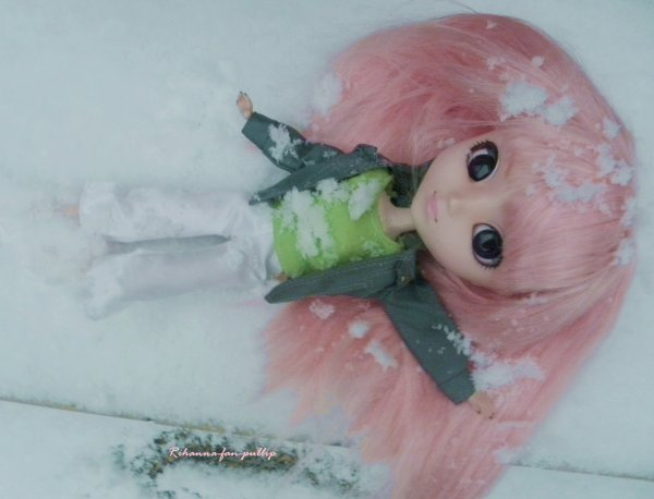 ~ Sous la neige ~