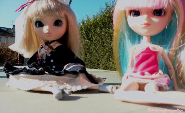 Recontre pullipienne avec Ma-pullip-Aliku ! ♥♥