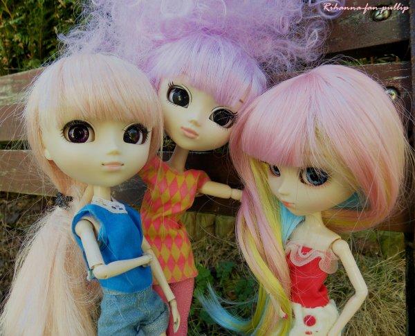 Rencontre pullipiene avec Ma-pullip-aliku (2) ♥♥