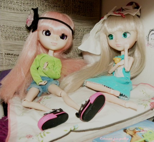 Ma-pullip-Aliku and me :33 ♥