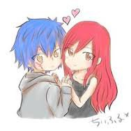 VOTES COUPLES FAIRY TAIL