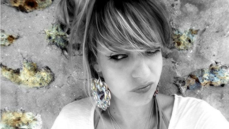Sandrine Dubois, enchantée (: .