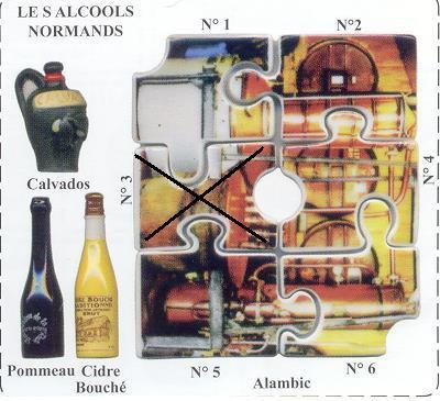 RECHERCHES LES ALCOOLS NORMANDS 2011