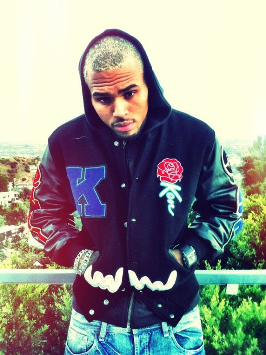 Chris Brown *_*