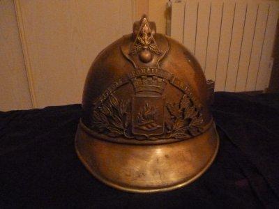 casque modèle 1885 de wisches