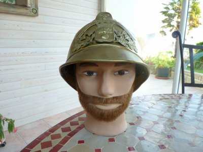 casque de 1933 de pontrieux