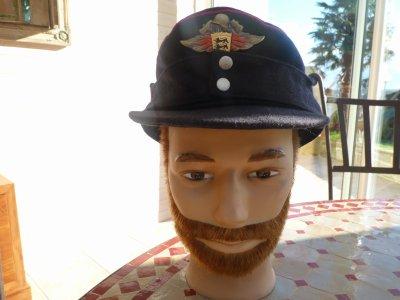 casquette allemande pompier volontaire