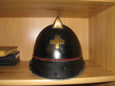 casque suisse modéle 1898