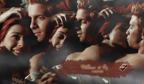 Willow et Oz