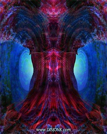 Psychéphonique L'art n'est qu'une hallucination que l'artiste cherche à montrer. L'hallucination n'est qu'un rêve. Le rêve est la retranscription imaginaire de la réalité.