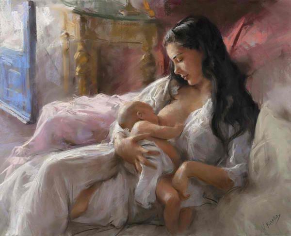 """""""Une mère est semblable à une rose qui ne fane jamais."""" Jean Gastaldi"""