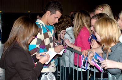 seance autographes