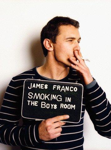 James Franco est un dieu.