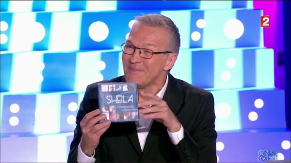 Laurent Ruquier Coffret Sheila 2017