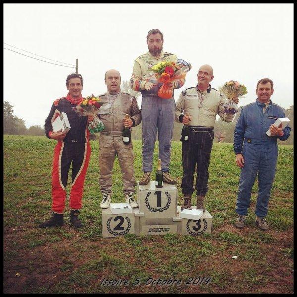 Une dernière course, un podium, et une saison qui se termine