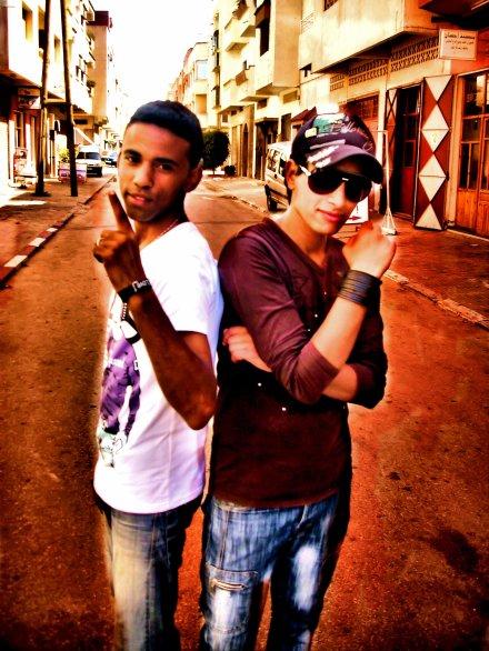 Mr .Oussama Feat Nour lil _NaHewak _ 9riiiibane inchalllah .. H.F.S .PROD MUSIC 2011
