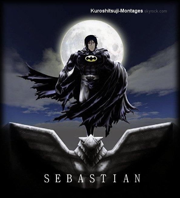 ----Sebastian en Batman !----