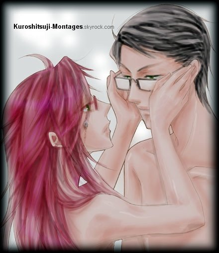 ----Grell et William ♥ ----