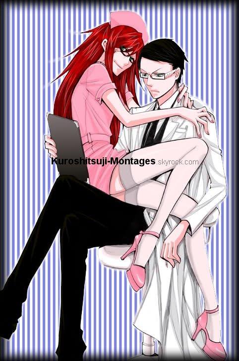 ----Sexy le couple !----