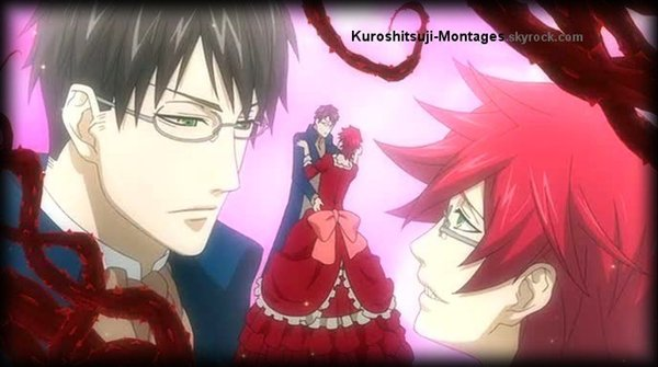 ----William x Grell----