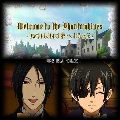 ----Kuroshitsuji I & II + les oavs ; l'histoire.----