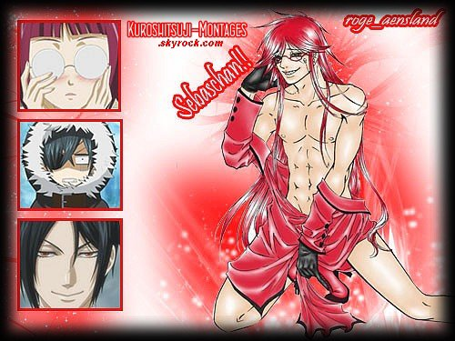 ----Sexy Grell ! ----