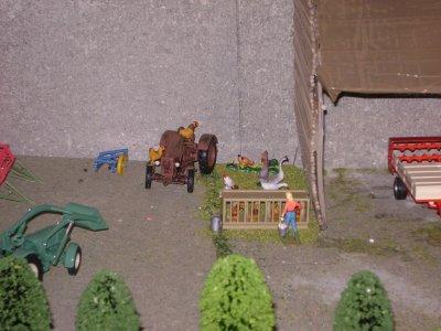 mon 1er diorama