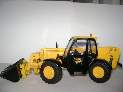telesco jcb de chantier