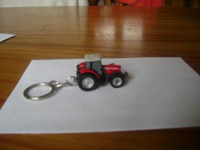 porte clé tracteur massey ferguson
