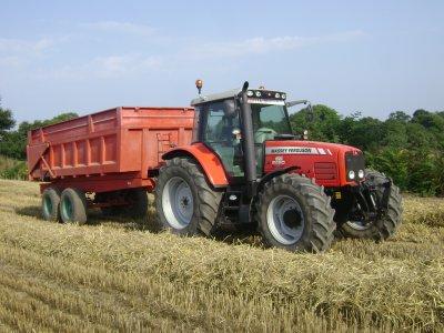 tracteur massey ferguson plus remorque jeantil a gommenec h (22)