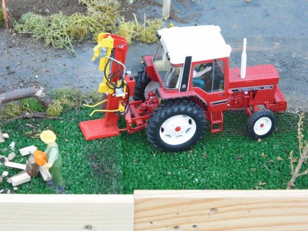 expo miniature agricole ST LAURENT COTES D'ARMOR