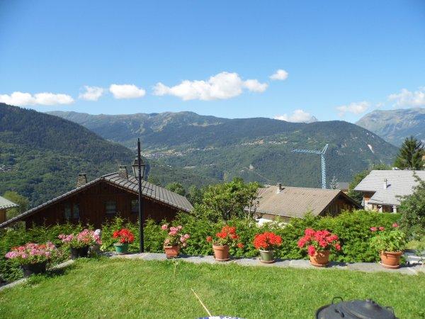 quelque photos des vacance 2013 en savoie  1750 mètres d'altitude