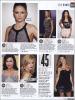 """. Rachel  apparaît dans le """"Top 100 des femmes les plus sexy"""" du magasine FHM ."""
