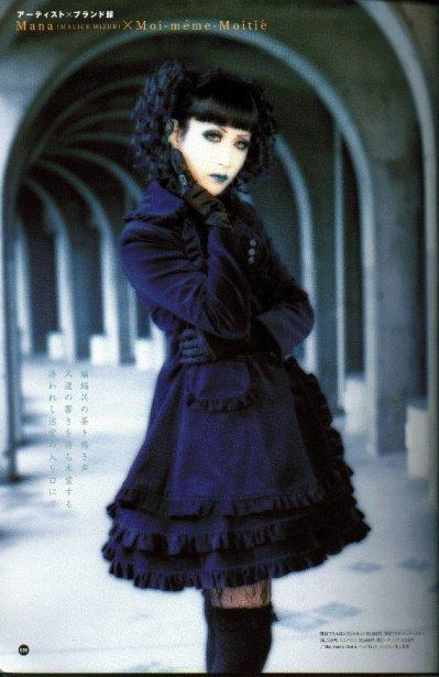 Le style Gothique Lolita
