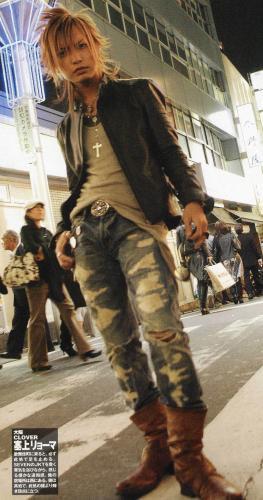 Les styles Gyaru-o et Ganguro