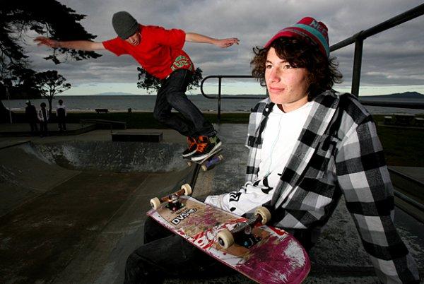 Le style Skateur