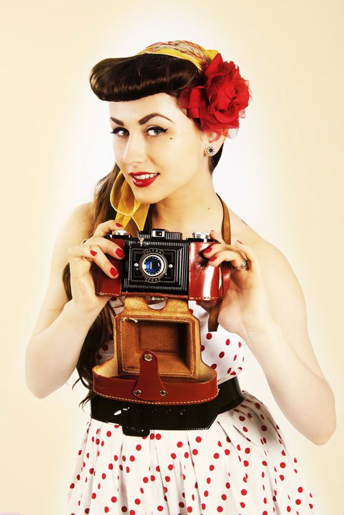 Le style Pin-Up