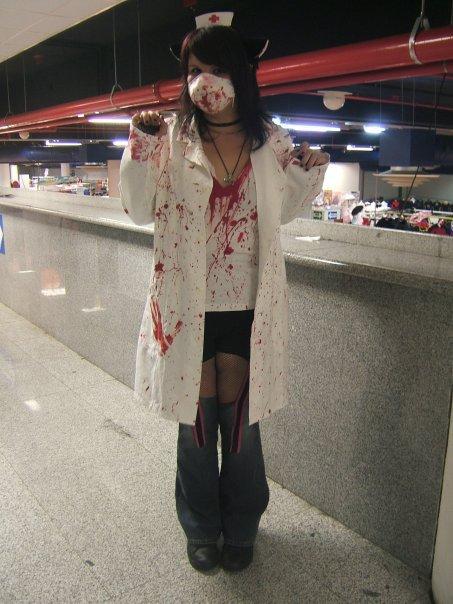 La style Horror Lolita