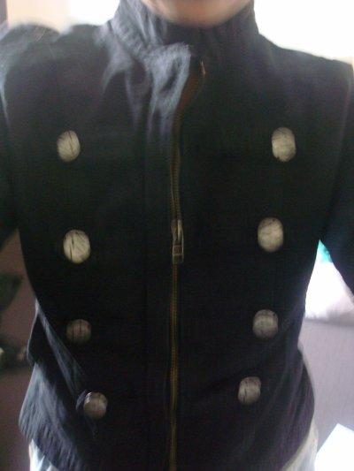 Veste officier-Taille S/M