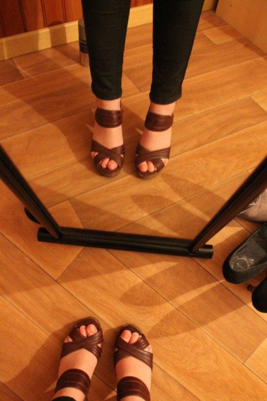 Chaussures Stradivarius