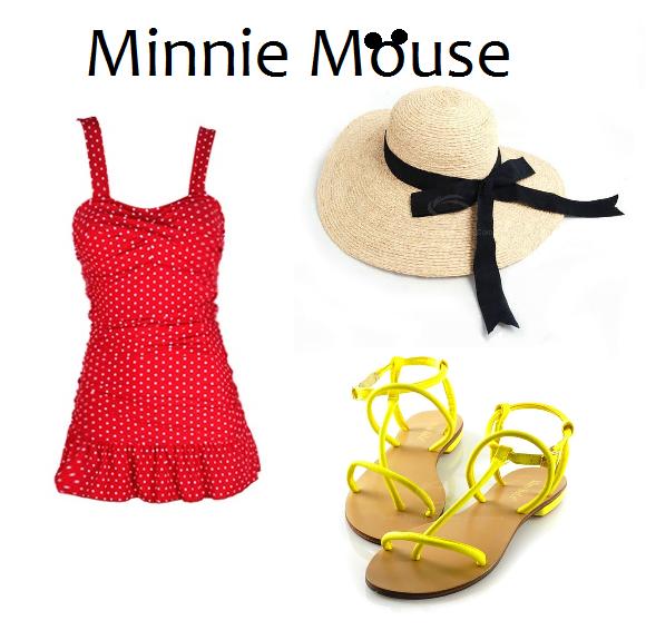 Minnie - Plage