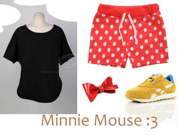Minnie - Sport