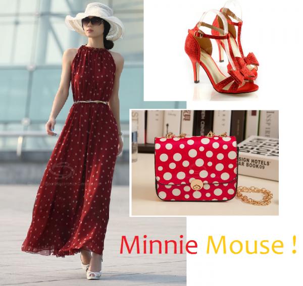 Minnie - Mariage, Soirée