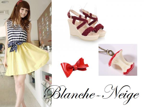 Blanche Neige - Fashion
