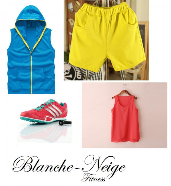 Blanche Neige - Sport