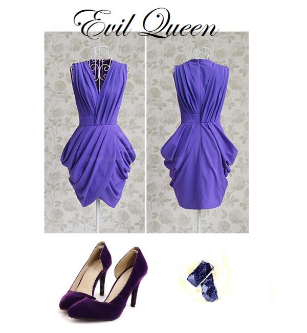 Evil Queen - Soirée, mariage