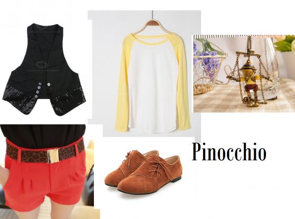 Pinocchio - Vintage
