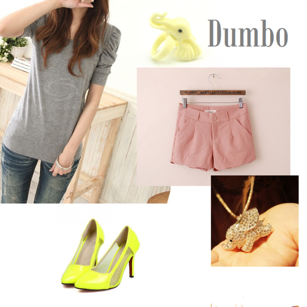 Dumbo - Fashion
