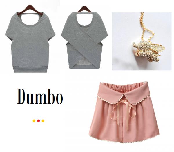 Dumbo - Nuit