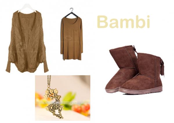 Bambi - casual